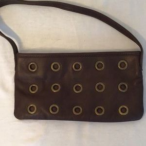 Gap brown leather purse. No flaws. Soft. Clean.
